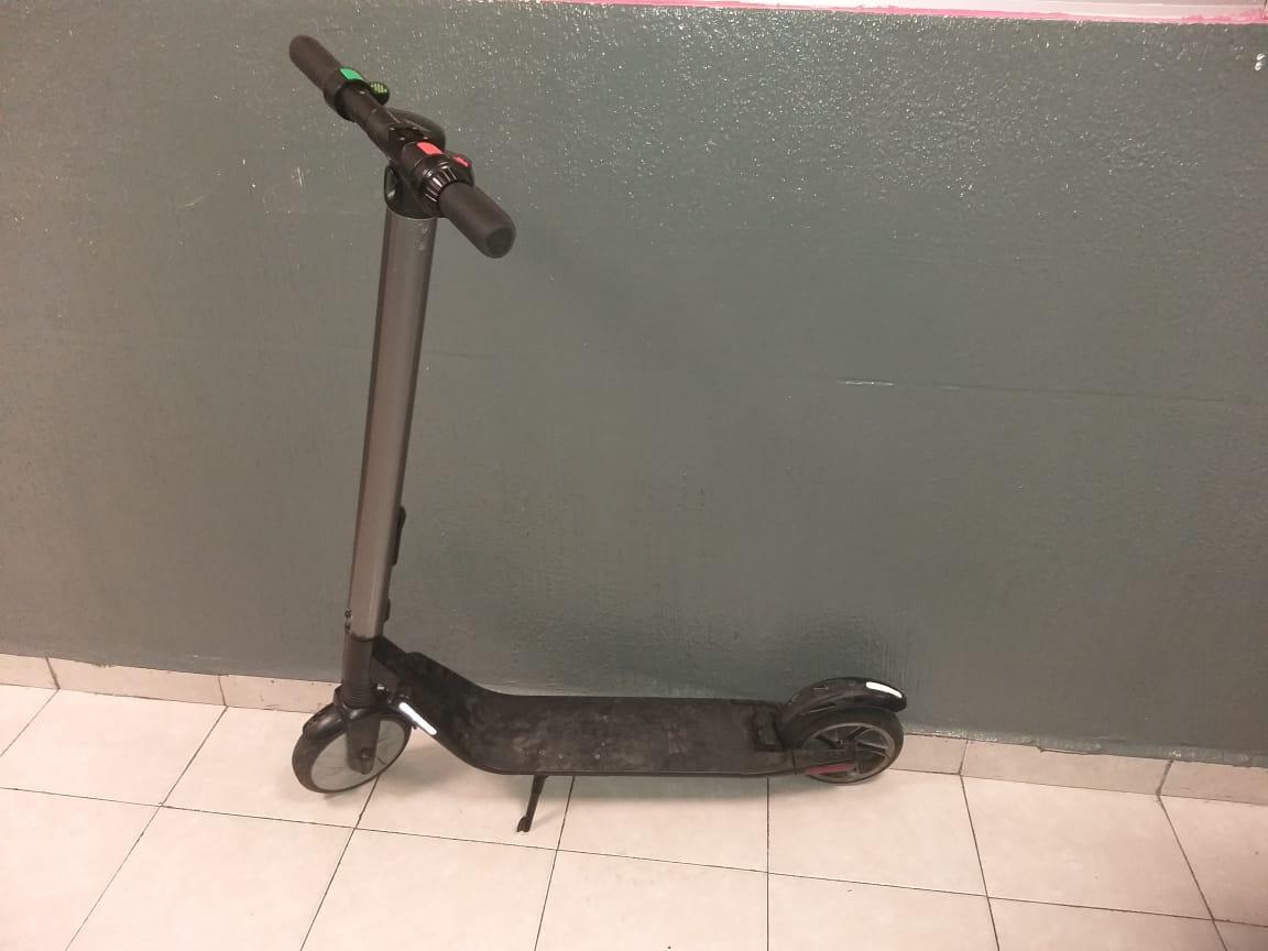 Policías de la SSC detienen a presunto implicado con el Robo de un Scooter en la Alcaldía Cuauhtémoc