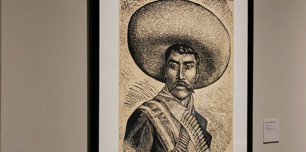 Recordará Museo Nacional de la Revolución a Emiliano Zapata