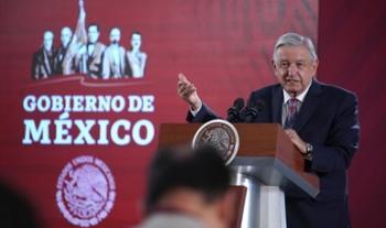 Refinerías de Pemex aumentan producción de 38% a 50% su capacidad productiva, revela presidente López Obrador