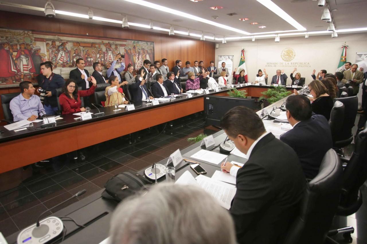 Avanzan en comisiones leyes secundarias de la Reforma Educativa