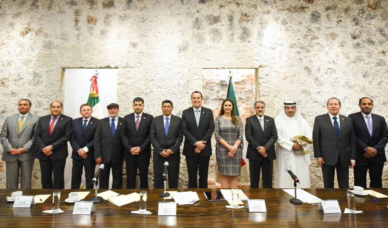 Kuwait es el sexto socio comercial de México