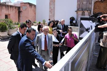 El Congreso de Zacatecas conmemora los 80 años del INAH