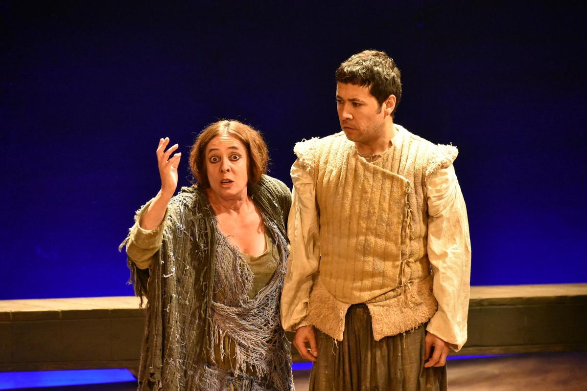 Regresa la versión de La Celestina de Rosenda Monteros a la Sala Héctor Mendoza