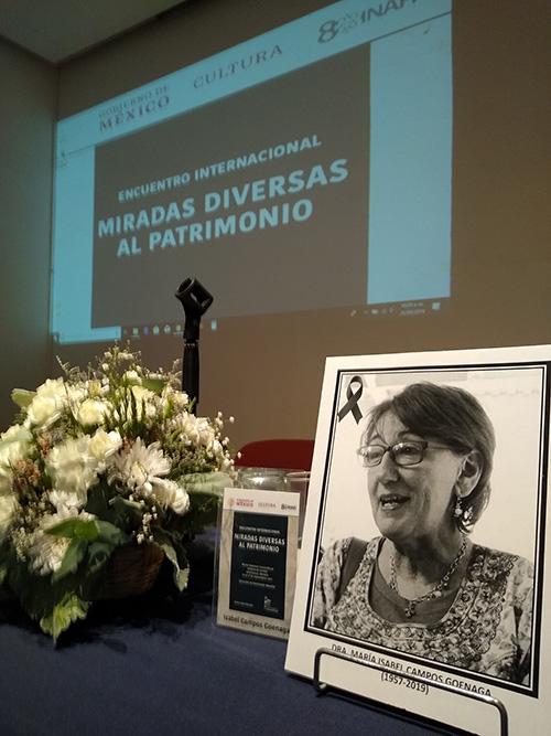 Evocan el legado de Isabel Campos, en apertura del Encuentro Internacional