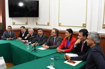 Acuerdo CCMX/I/JUCOPO/39/2019 de la Junta de Coordinación Política