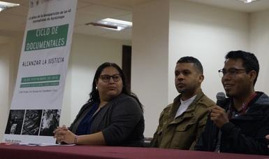 Lanzan ciclo de documentales por Ayotzinapa en el Complejo Cultural Los Pinos