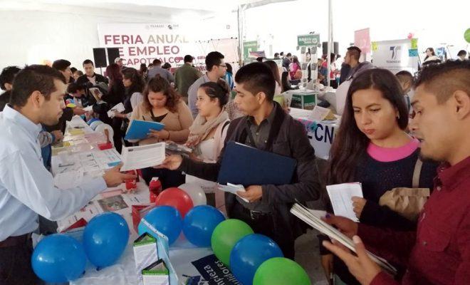 Una de las Ferias del Empleo más importantes en la Ciudad