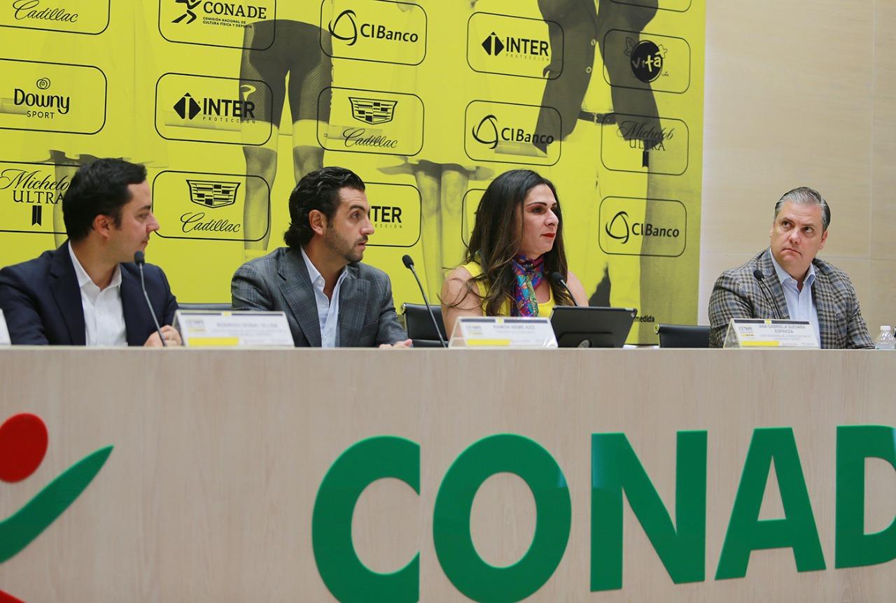 Recibirá Tour de Francia etapa CDMX a cerca de tres mil ciclistas