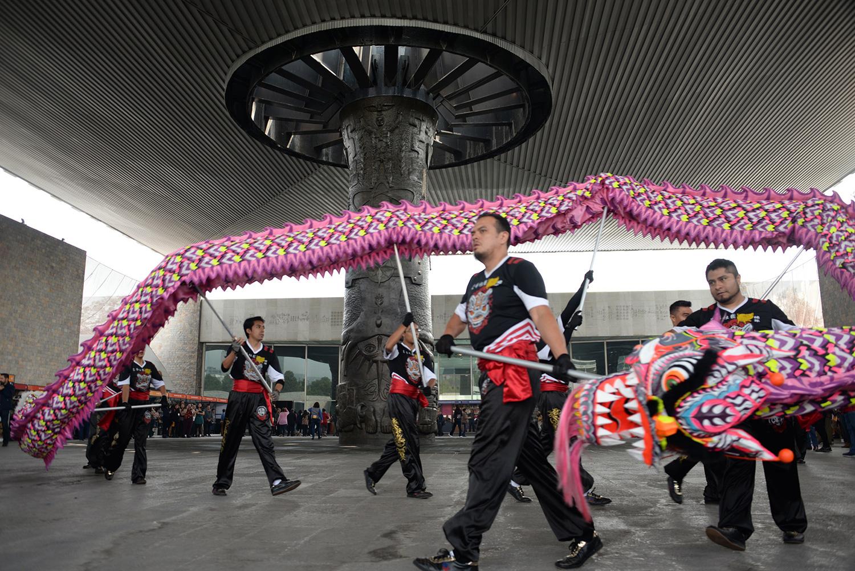 Los sonidos y las palabras de China y Oaxaca engalanan la XXX FILAH