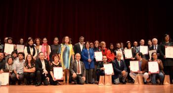 Entrega INAH el Premio Antonio García Cubas