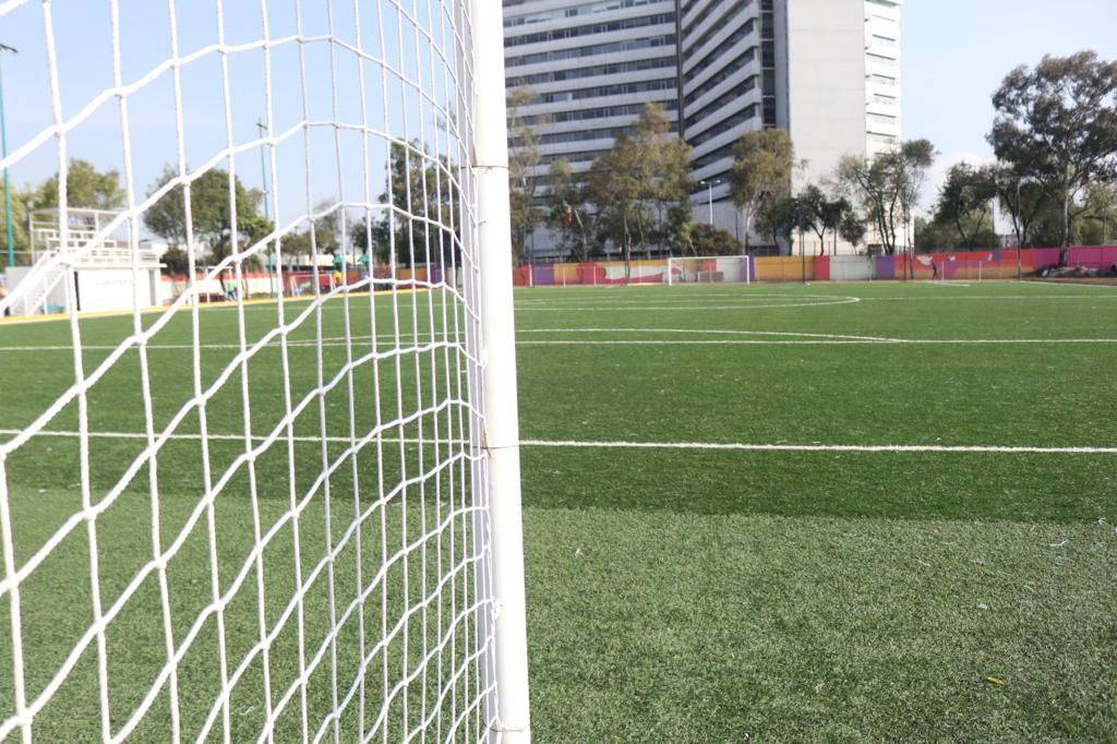 Alcaldía invita a participar en Nombra tu cancha en el Deportivo Cuauhtémoc