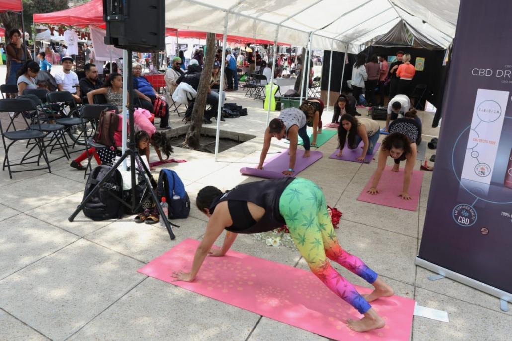 Con festival de sexualidad la alcaldía Cuauhtémoc reitera su compromiso con la salud de los jóvenes