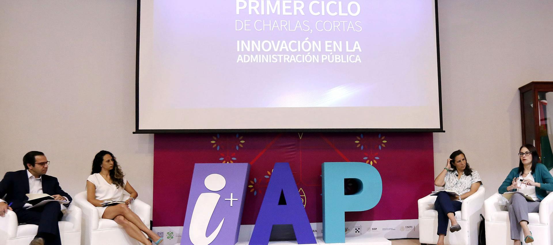 La Transparencia será fundamental para lograr la Innovación Gubernamental: Marina San Martín Rebolloso