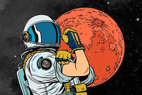 Comanda alumno de la UNAM equipo latinoamericano en misión Análoga a Marte