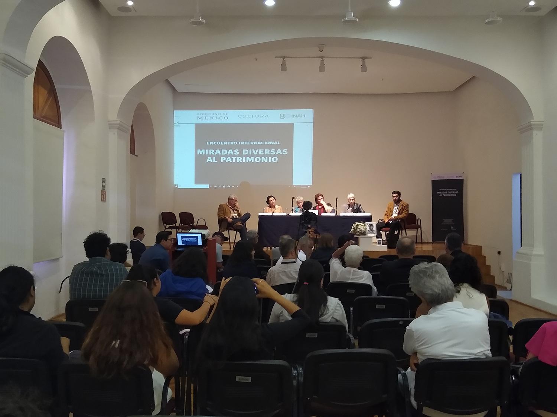 Culmina Encuentro Internacional Miradas diversas al patrimonio