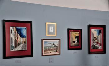 Emilio Carrasco lleva su colección de ex libris al Museo de Guadalupe