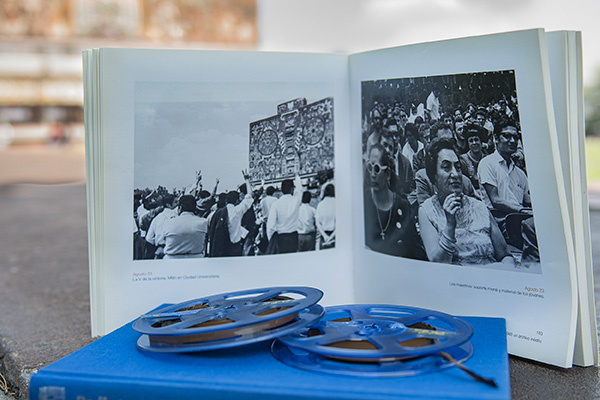 Resguarda la UNAM única serie radial hecha por alumnos en el 68