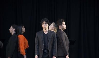 Ensamble Escénico Vocal del Sistema Nacional de Fomento Musical llevará a la CDMX y el norte del país música de Rossini