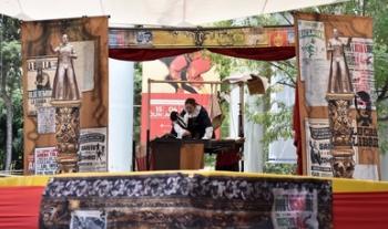 Festival Internacional de Teatro de Calle de Zacatecas alista su edición número 18
