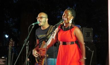 Baila Tlaxcala al ritmo africano de Elida Almeida