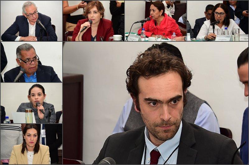 Solicitan legisladores a Semovi instalar el Consejo Asesor de Movilidad y Seguridad Vial en la CDMX