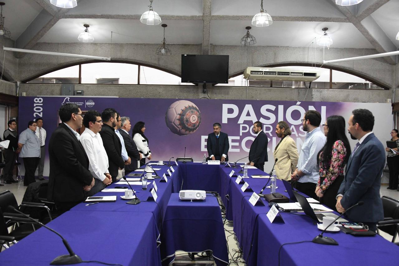Arranca IECM trabajos del Comité Técnico Permanente para la Plataforma Digital en materia de Participación Ciudadana