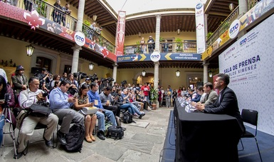 El Festival Internacional Cervantino apuesta por la inclusión y la redistribución de la cultura