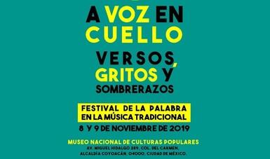 Llega la fiesta de la palabra indígena y campesina al Museo Nacional de Culturas Populares