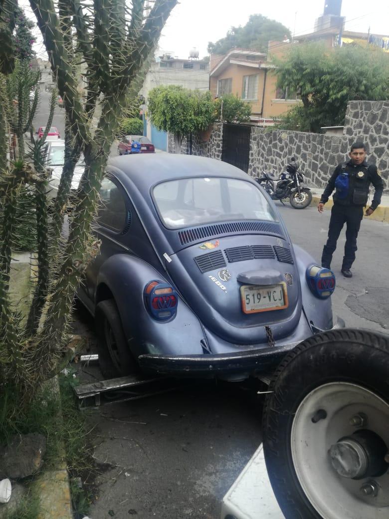 Retira Gobierno de la Ciudad 6 mil 71 vehículos de las calles para chatarrización