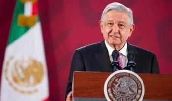 El México de hoy no es tierra fértil para el genocidio ni para canallas que lo imploren, subraya presidente López Obrador