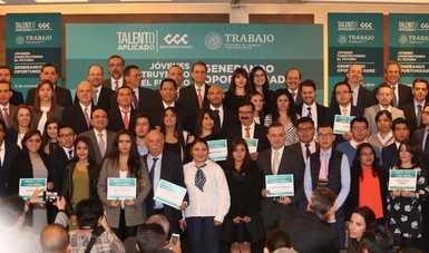 Inserción al sector productivo y educativo, desafío para  Jóvenes Construyendo el Futuro en 2020