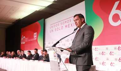 Inaugura subsecretario de Gobierno 60 Semana Nacional de Radio y Televisión