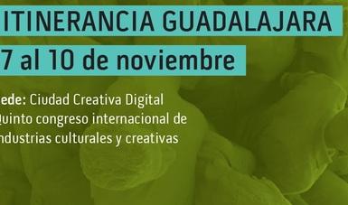 Se presenta en Guadalajara la tercera itinerancia del Laboratorio de Inmersión BBVA – CCD