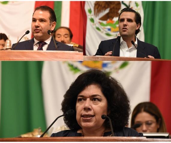 El Congreso local aprobó reformas a la Ley de Austeridad y a la Ley del Consejo Económico CDMX