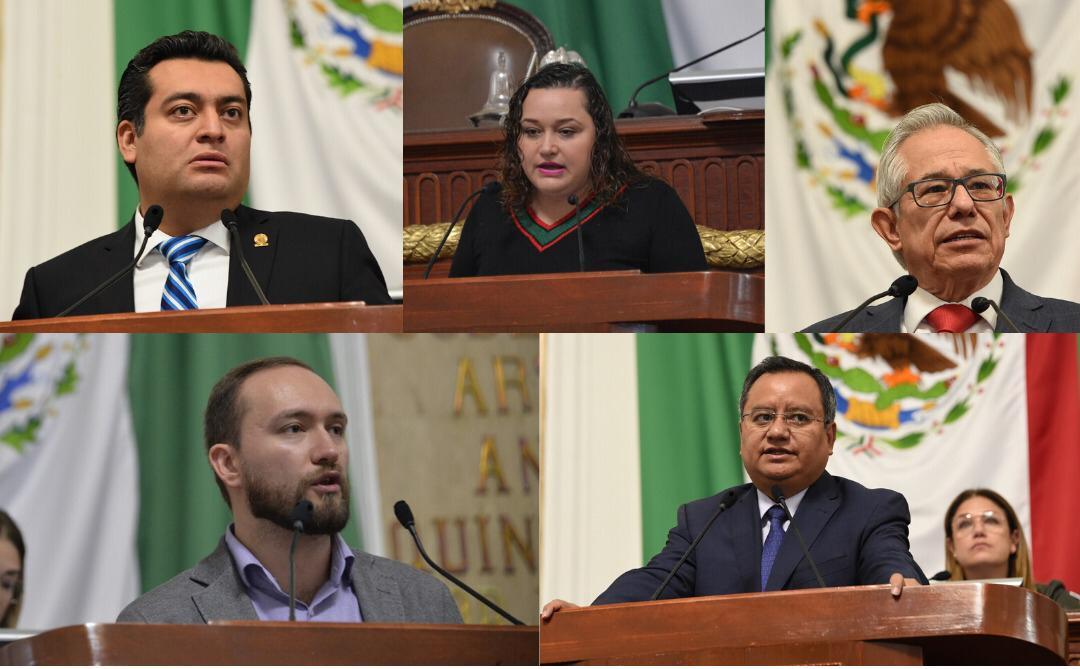 El Congreso local aprobó la Ley Orgánica de la Sala Constitucional del Poder Judicial de la CDMX