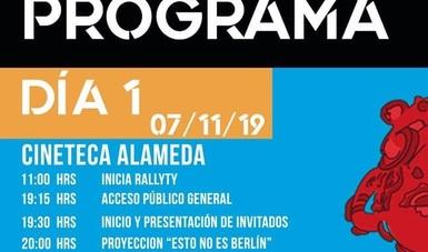 Inicia 7º Festival Internacional de Cine de San Luis Potosí