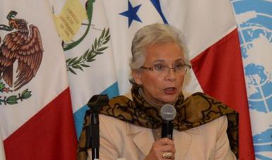 Países centroamericanos firman declaración política para abordar desplazamiento forzado en la región