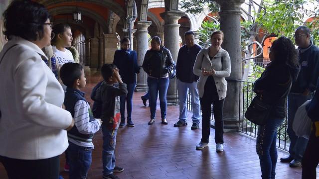 Paseos Históricos recorrerá en noviembre sitios de Magdalena Contreras, Iztapalapa y Cuauhtémoc