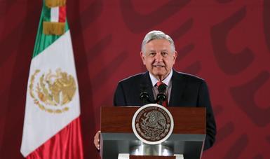 No al silencio, afirma presidente López Obrador ante los hechos en Bolivia