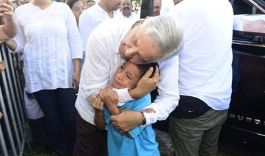 Próximo mes habrá consulta sobre Tren Maya, informa presidente en Calakmul; será lo que el pueblo decida
