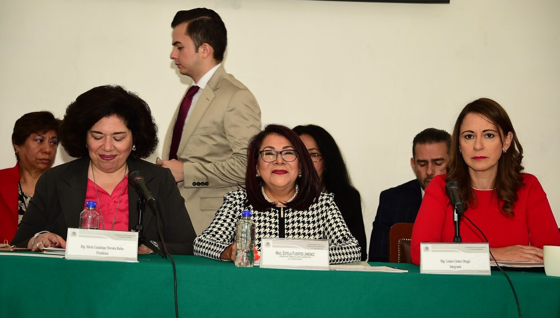 El Tribunal de Justicia Administrativa de la CDMX solicita al Poder Legislativo local 527.1 mdp para el ejercicio fiscal 2020