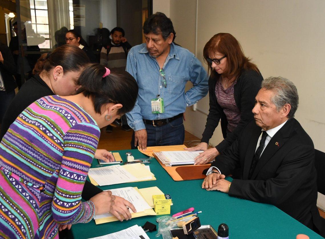 El Consejo Judicial Ciudadano de la CDMX recibió 11 propuestas para participar en la integración de la terna para titular de la Fiscalía General de Justicia local