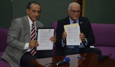 Firman convenio Radio Educación y la Universidad Autónoma Metropolitana