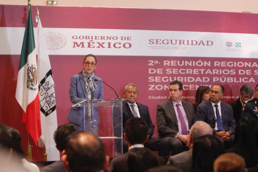 Disminuyen homicidios y robo de vehículo en la Ciudad de México