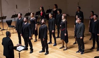 El Ensamble Escénico Vocal interpretará obras de Jorge Córdoba que aluden al lado espiritual y profano del humano