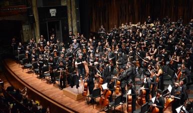 Niños y jóvenes unieron su talento en ensayo abierto bajo la dirección de Gustavo Dudamel y Arturo Márquez