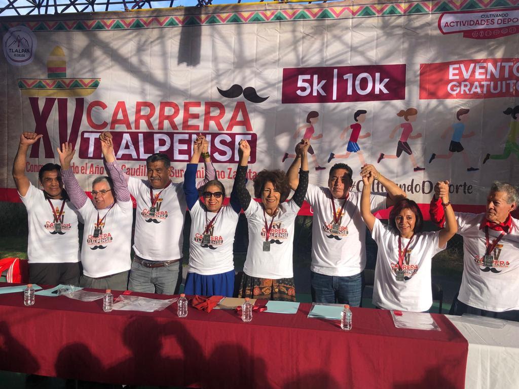 Tlalpan realizará carrera en honor a Zapata
