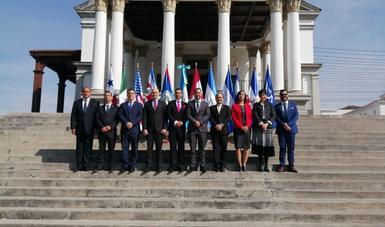 Eligen países miembros de la Conferencia Regional sobre Migración a México para presidir la reunión en el año 2021
