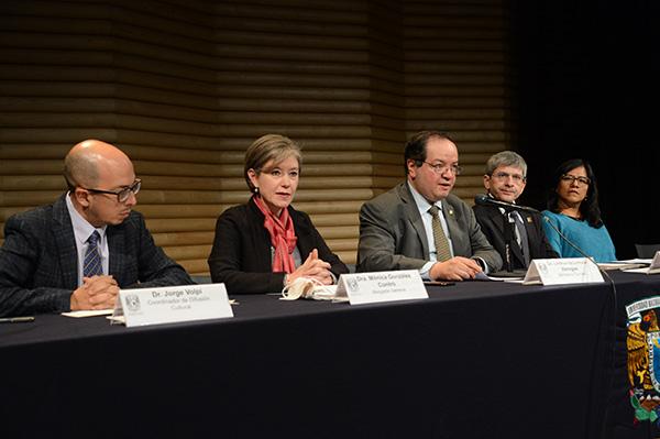 Presenta la UNAM denuncias por actos vandálicos