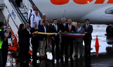 Abren ruta aérea México y Venezuela